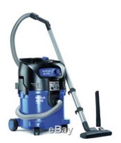Nilfisk Alto Attix 30 8 GALLON #900130 Wet/Dry Vacuum Cleaner with HEPA Filter