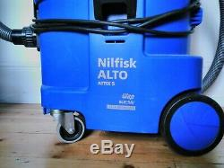 Nilfisk Alto Attix 550-01 Wet & Dry Vacuum Cleaner Wap Kew Technologies