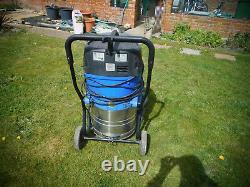 Nilfisk Alto Attix 75-11 302001524 Wet And Dry Vacuum Cleaner