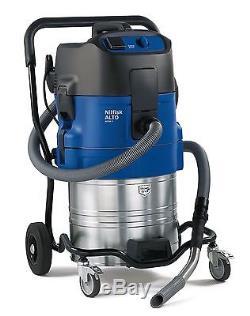 Nilfisk Attix 751-11 Wet & Dry Vacuum Cleaner Commercial 230V 70 Litre 302001523