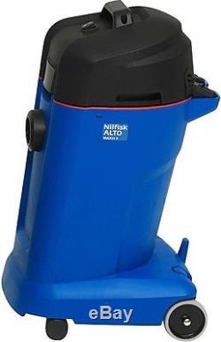 Nilfisk MAXXI 35 35 Litre 1250W Commercial Wet & Dry Vacuum Cleaner 230V