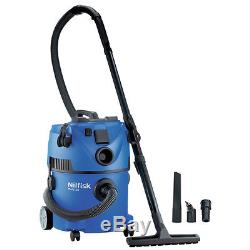 Nilfisk Multi 20T 1400W 20L Wet and Dry 230V Vacuum Cleaner with Blow Function