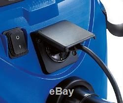 Nilfisk Multi 30T Wet and Dry Vacuum Cleaner/Power Take Off -From Argos on ebay
