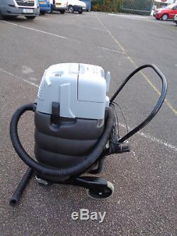 Nilfisk WD200 240V Industrial Wet dry vacuum cleaner LOTKEQ1101