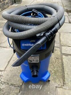 Nilfisk Wet Dry Vacuum Cleaner AC Attix 50-01 PC 302003631 RRP £390