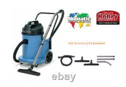 Numatic BIG 2 Motor VAC WVD900-2 WVD 900 Wet & Dry Use Twin Motor Vacuum Cleaner