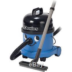 Numatic CVC370 Charles Hoover 1200W Wet & Dry Vacuum Cleaner in 240v BRAND NEW
