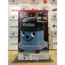 Numatic Charles CVC370 Bagged Wet & Dry Cleaner