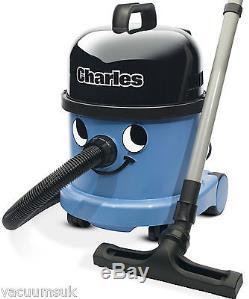Numatic Charles CVE370-2 3 in 1 Wet & Dry Hoover Vacuum Cleaner Pick up