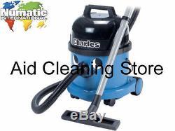 Numatic Charles Wet Dry Vacuum Cleaner Hoover CVC370