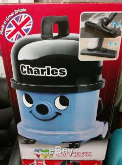 Numatic Charles Wet Dry Vacuum Cleaner Hoover CVC370 New