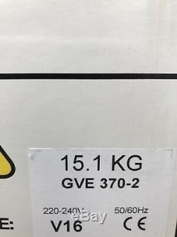 Numatic GVE370-2 George Wet & Dry Bagged Vacuum Cleaner in Green