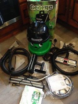 Numatic GVE370-2 George Wet and Dry Vacuum / Carpet Cleaner