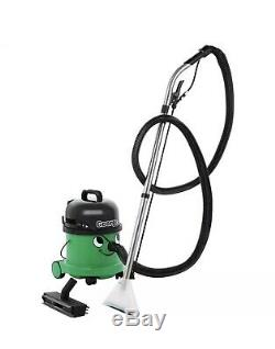 Numatic GVE370 George Bagged Wet & Dry Cleaner Green New Ex Display Nice