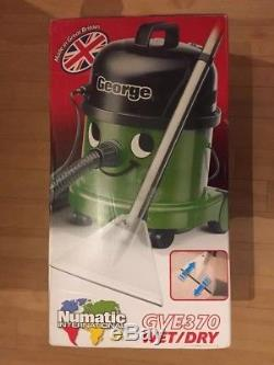 Numatic George 3 In 1 Wet And Dry Vaccum Cleaner