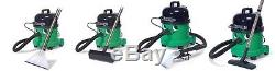 Numatic George GVE370-2 Vacuum Carpet Cleaner Hoover Wet & Dry A26A Kit
