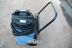Numatic George GVE370-2 Wet & Dry Vacuum Cleaner Green