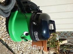 Numatic George GVE370 Bagged Wet/Dry Vacuum Cleaner Green 1100 watt