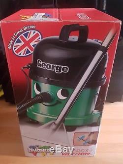 Numatic George GVE 370-2 3 in 1 Wet Dry Vacuum Carpet Cleaner Car Valet