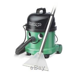 Numatic George GVE 370-2 All-in-One Wet and Dry Vacuum Cleaner Green
