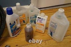 Numatic George Vacuum wet dry vacuum cleaner hoover with extras