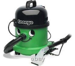Numatic George Wet/Dry Vacuum Cleaner Green