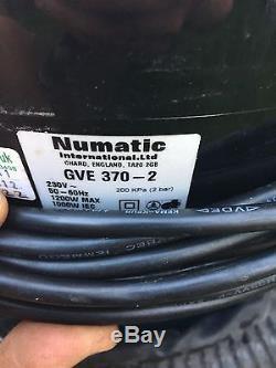 Numatic George Wet and Dry Hoover Vacuum Cleaner Hoover Industrial