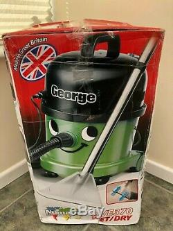 Numatic George Wet and Dry Vacuum Cleaner GVE370-2, NEW