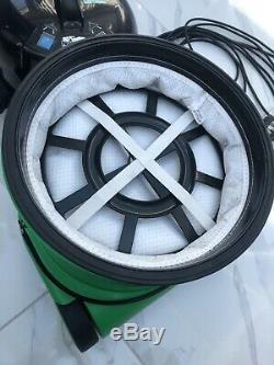 Numatic Industrial George Wet & Dry Vacuum Cleaner Hoover GVE370-2 HARDLY USED