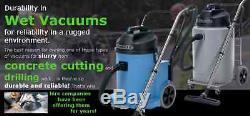 Numatic Industrial WVD900-2 WVD 900 Wet & Dry Twin Motor Vacuum Cleaner Hoover
