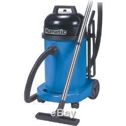 Numatic International Wv470-2 27Ltr Wet & Dry Vacuum Cleaner Blue 240V