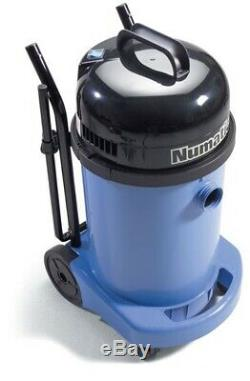 Numatic WV470-2 WET or DRY Twinflo Motor Industrial Commercial Vacuum Cleaner