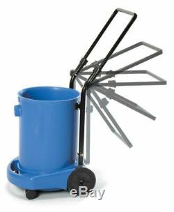 Numatic WV470 Wet & Dry Vacuum Cleaner Valeting Commercial Hoover BLUE 240V