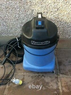 Numatic WVD570-2 110v Wet and Dry VACUUM CLEANER 2000W, 18.5kg (+New Hose)