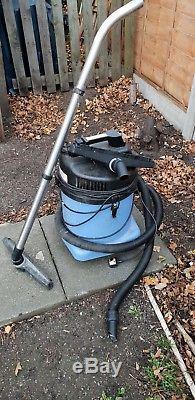 Numatic WVD570-2 Blue Commercial Wet & Dry Cleaner 240v