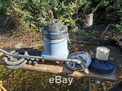 Numatic WVD570-2 Wet Dry Twin Motor Industrial Commercial Vacuum Cleaner Builder