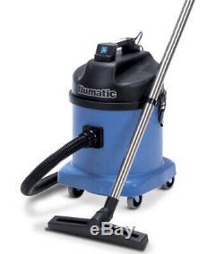 Numatic WVD570-2 Wet/Dry Twin Motor Vacuum Cleaner Hoover Car Van Valet Valeting