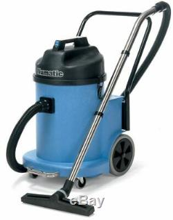 Numatic WVD900-2 Heavy Duty Wet & Dry Vacuum Hoover Cleaner Blue With BB8 Kit