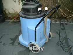Numatic WV 1800DH-2 WVD 240volts Commercial Wet and Dry Vacuum cleaner