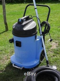 Numatic Workshop WVD 902 S Wet & Dry Vacuum Cleaner Hoover 240v