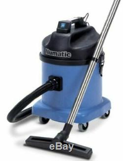 Numatic Wvd 570-2 Wet And Dry Vacuum Cleaner Double The Power Of Henry Vacuum