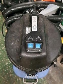 Numatic ctd 900-2 wet and dry carpet cleaner vacuum