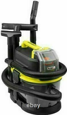 Parkside 20V Cordless Wet / Dry Vacuum Cleaner with 4Ah Battery & Charger (2021)