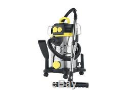 Parkside Wet And Dry Vacuum Cleaner Pnts 1500