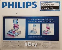 Philips FC7090/01 Aquatrio pro Wet Dry Vacuum Cleaner 3 in 1 Hard Floors, Black