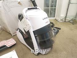 Polti Unico Mcv20 Allergy Multifloor Vacuum Bagless Steam Cleaner Dryerboxeduk