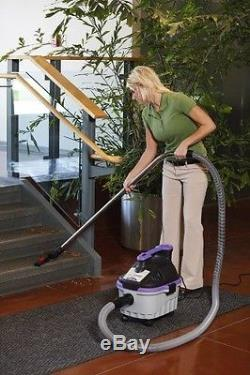 ProTeam Wet-Dry Vacuums ProGuard 4-Gallon Portable Wet Dry Vacuum Cleaner