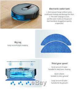 Proscenic 820P Alexa Robot Vacuum Cleaner Floor Carpet Dry Wet Mopping Navigatio