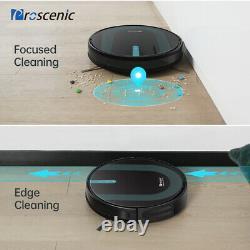 Proscenic 850P Robotic Vacuum Cleaner Dry Wet Mopping 3000Pa Suction, APP Alexa