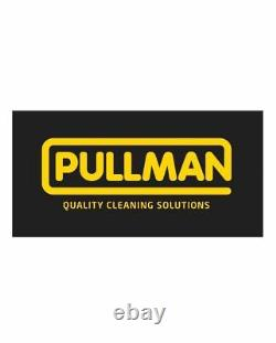 Pullman ASL10 Commercial Vacuum Cleaner Wet & Dry Italian Made